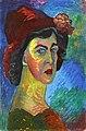 Marianne von Werefkin - Self-Portrait I.jpg