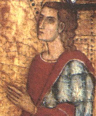 Marianus IV of Arborea - Marianus IV of Arborea, church of San Nicola (Ottana)