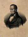 Marie François Xavier Bichat. Lithograph by N. E. Maurin. Wellcome V0000534.jpg