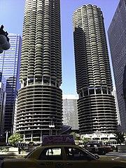 фото небоскреб