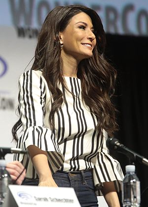 Marisol Nichols - Nichols at the 2017 WonderCon to promote Riverdale