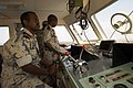 Maritime forces of Djibouti pilot a patrol boat during exercise Cutlass Express 2016 - 160204-F-IJ878-063 (24448766649).jpg