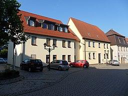Markt in Zwenkau