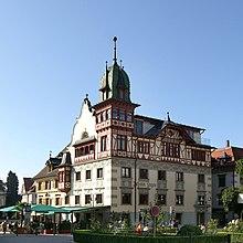 Johann Luger Haus Wikipedia