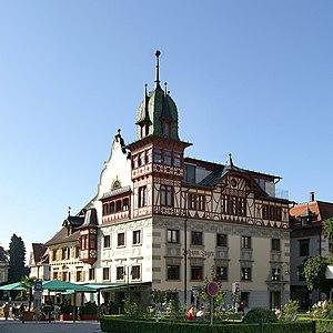 Dornbirn - Marktplatz