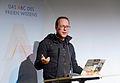 Markus Beckedahl beim 5. Wikimedia-Salon E=Erinnerung 5.JPG