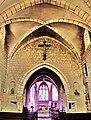 Marnay. Nef de l'église saint Symphorien.jpg
