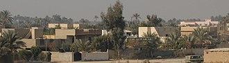 Musayyib - Landscape of Musayyib