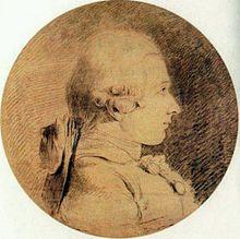 Marchese de Sade, filosofo e scrittore francese, delegato della Convenzione nazionale durante la Rivoluzione, appassionato di pratiche sessuali violente, il termine sadismo deriva dal suo cognome.