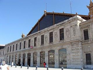 Marseille-Saint-Charles station