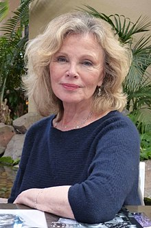 A photo of Marta Kristen in 2018.