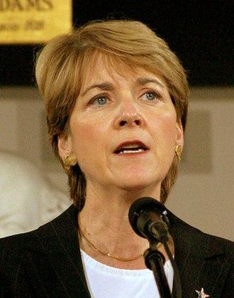 United States Senate special election in Massachusetts, 2010 - Image: Martha Coakley crop