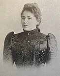 Photo of Hannah's mother, Martha Cohn, in 1899