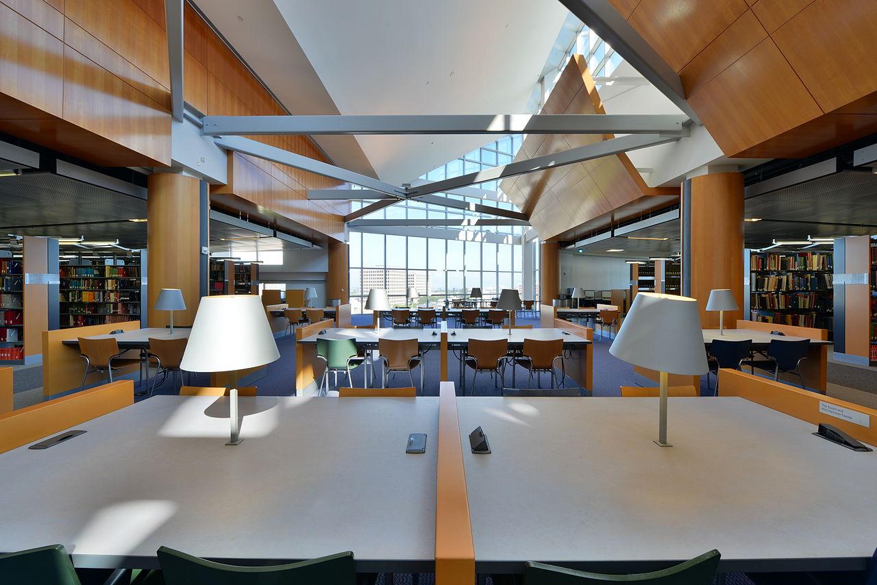 Library Room Sjsu