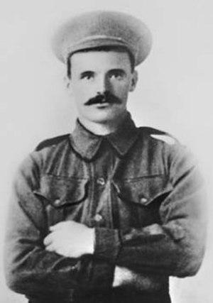 Martin O'Meara - Private Martin O'Meara c.1915–16