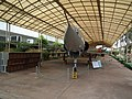 Marut HF-24 trainer at HAL Museum 7648.JPG