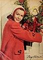 Mary Anderson, Christmas 1944.jpg
