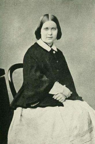 Mary Benson (hostess) - Mary Benson at 20.