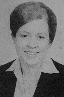 Mary Wendy Roberts American politician