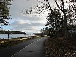 Mashpee Neck Road