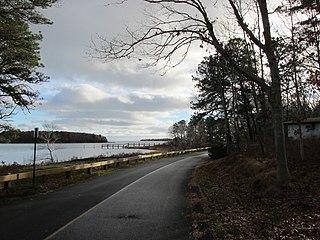 Mashpee Neck, Massachusetts Census-designated place in Massachusetts, United States