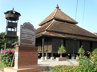 Kampung Laut Mosque - The Kampung Laut Mosque.