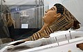 Mask of a mummy, Papyrusmuseum Wien 01.jpg