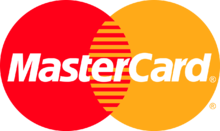 MasterCard logo used from 1990 to 1996