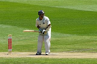 Batting (cricket) a skill in the sport of cricket