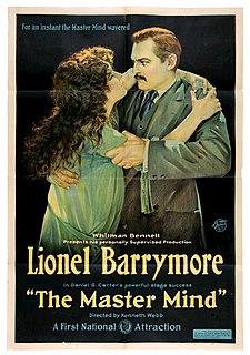 <i>The Master Mind</i> (1920 film) 1920 film by Kenneth Webb