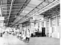 Mathura Station remodeling in 1955.jpg