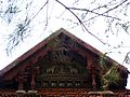 Mattancherry Palace Roof wooden carvings.JPG
