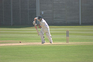 Matthew Walker (English cricketer) - Walker playing for Essex against Cambridge UCCE