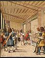 Maurice Leloir- Le Roy Soleil - Visite de Louis XIV aux Gobelins.jpg