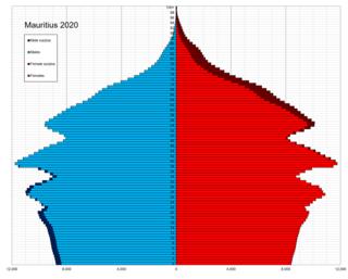 Demographics of Mauritius