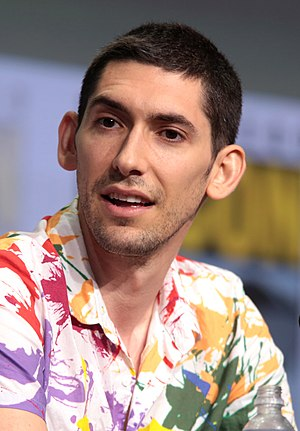Max Landis - Landis at the 2017 San Diego Comic-Con