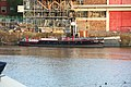 Mayflower and Pyronaut on Bristol Docks (36681075052).jpg