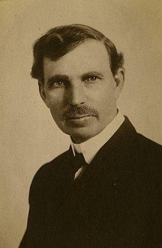 History of Texas A&M University–Commerce - William L. Mayo, photograph circa 1910