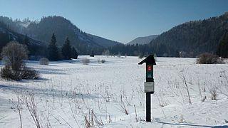 Meandre Hrona nature reserve