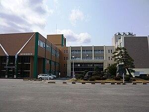Yamagata University - Department of Medicine, Yamagata University, JAPAN building for basic medicine