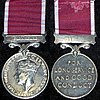 Medal for Long Service and Good Conduct (Canada) George VI.jpg