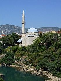 Mehmed Koski pašina džamija by Pudelek.jpg