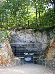 Las cuevas de Mendukilo - Navarra