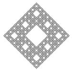 Sierpinski-Teppich