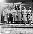 Mennonite Church Planters in Saginaw MI,1952 (5257207243).jpg