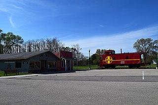 Avoca, Wisconsin Village in Wisconsin, United States