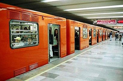 Cómo llegar a Metro Merced en transporte público - Sobre el lugar
