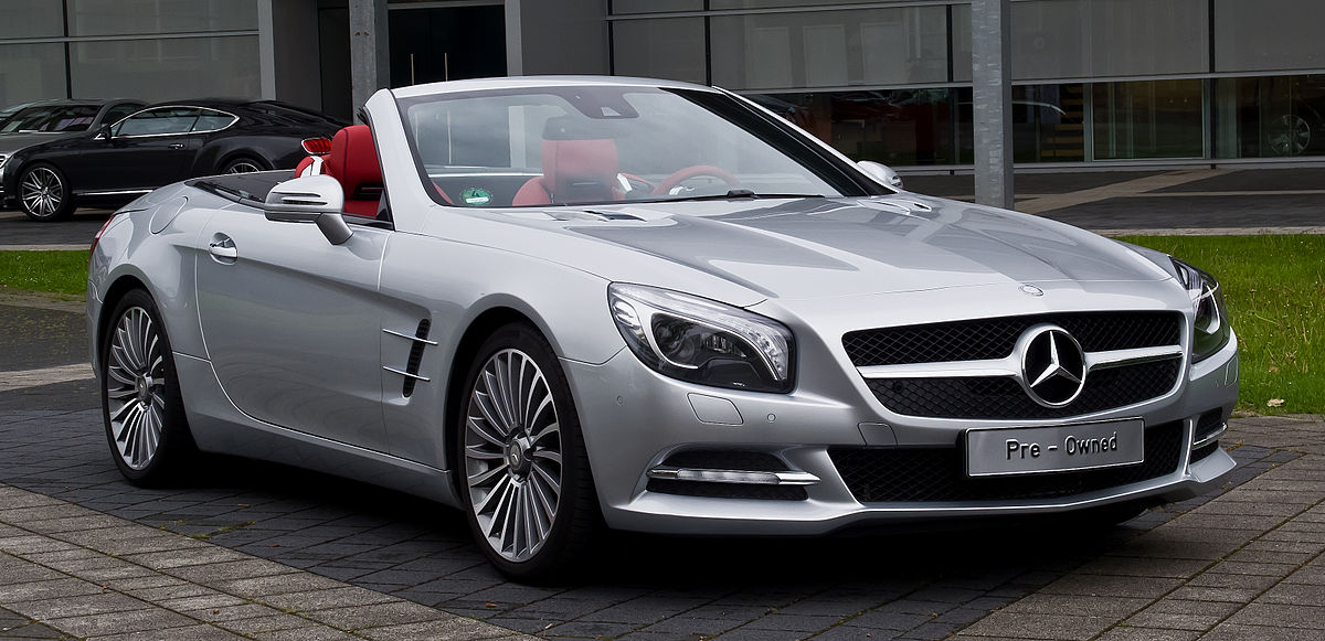 mercedes benz sl class r231 wikipedia. Black Bedroom Furniture Sets. Home Design Ideas