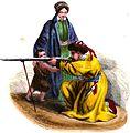 Mercier. Famille Tartare (Asie). Auguste Wahlen. Moeurs, usages et costumes de tous les peuples du monde. 1843.jpg