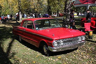 Mercury Comet - 1962 Mercury Comet 2-door sedan
